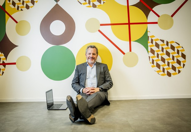 Bill McGlashan, fundador do The Rise Fund  (Foto: Anna Carolina Negri/Época NEGÓCIOS)