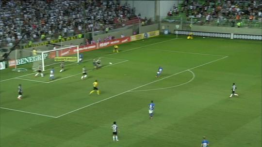 Victor, do Atlético-MG é eleito o vilão da rodada do Brasileirão