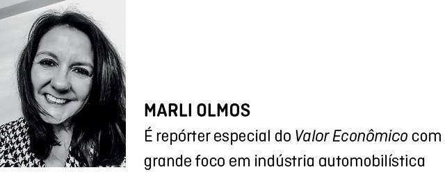 Coluna Marli Olmos (Foto: Divulgação)
