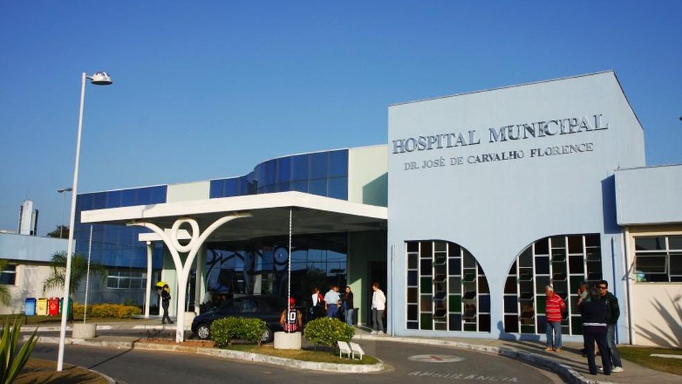 Hospital Municipal de São José dos Campos. (Foto: Divulgação / Prefeitura de São José dos Campos)