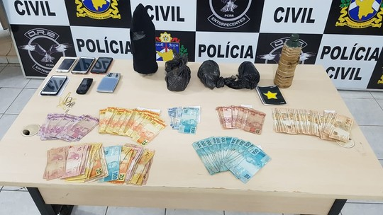 Foto: (Divulgação/Polícia Civil )