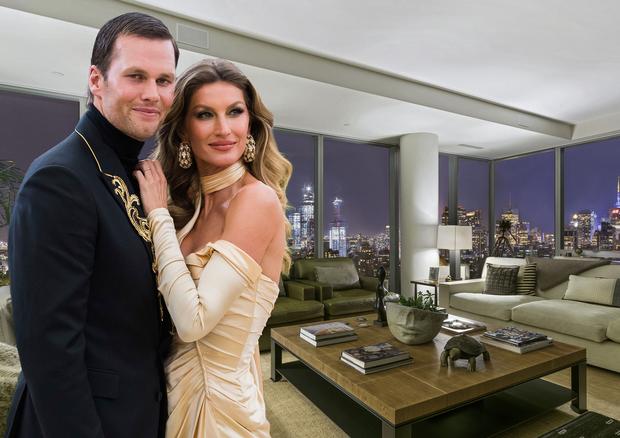 Gisele Bündchen eTom Brady colocam apartamento de Nova York a venda (Foto: Reprodução/Instagram)