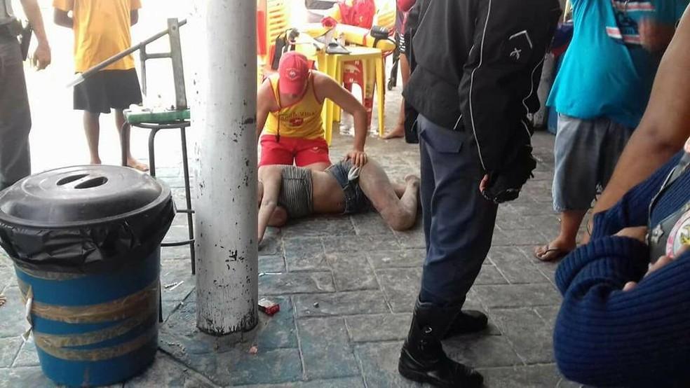 Foto da jovem 'morta' foi publicada nas redes sociais e assustou familiares (Foto: Arquivo Pessoal)