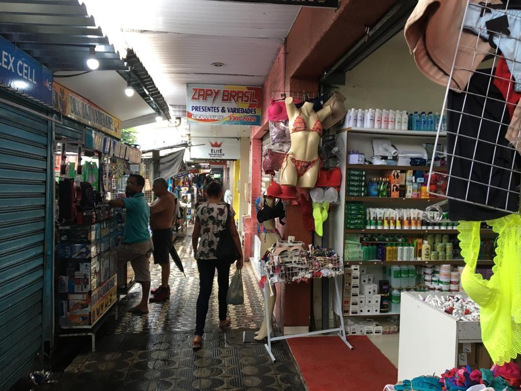 Coronavírus: Associação retira recomendação para funcionamento do comércio no bairro Alecrim em Natal
