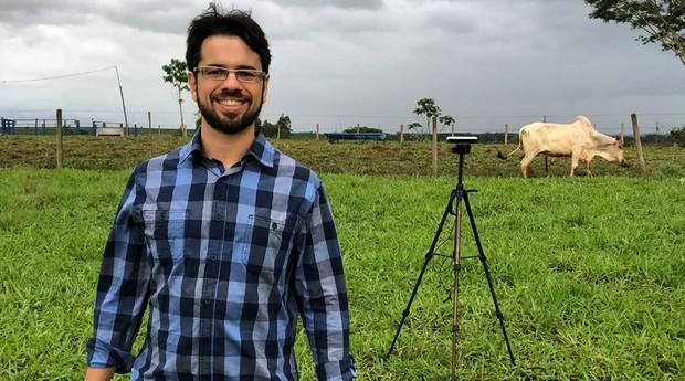 Pedro Henrique Coutinho, CEO da Olho do Dono (Foto: Divulgação)