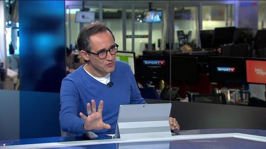 """Comentaristas analisam opções táticas de Berbieri em empate do Fla: """"Pouca criatividade"""""""