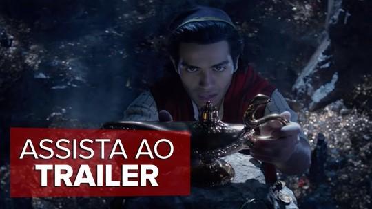 'Brightburn', 'Aladdin' e 'Hellboy' são destaques entre estreias