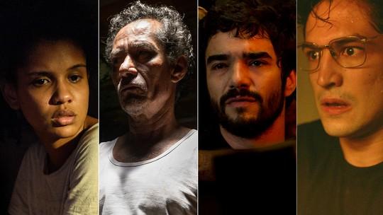 'Carcereiros': relembre as participações da segunda parte da primeira temporada