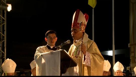 Dom Aldemiro recebe posse canônica na Diocese de Guarabira, na PB