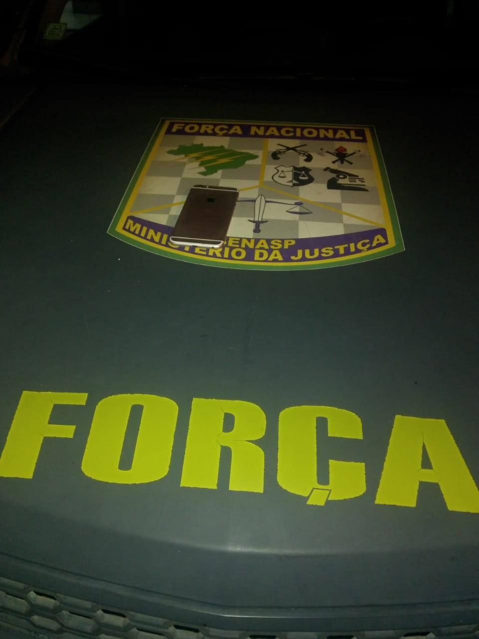 Suspeito de roubar celular avaliado em mais de R$ 2 mil é preso no Centro de Boa Vista