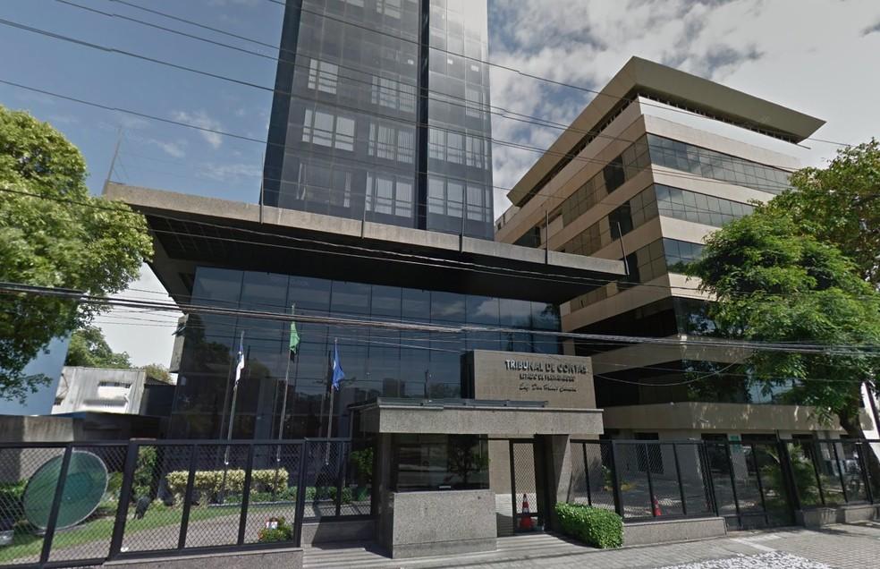 Lista foi elaborada pelo Tribunal de Contas do Estado de Pernambuco (Foto: Reprodução/Google Street View)