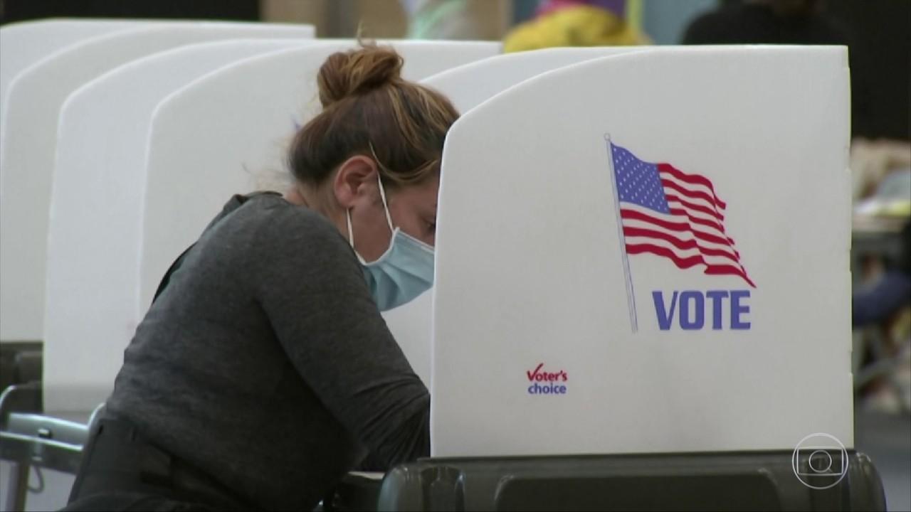 EUA podem ter maior participação de eleitores numa eleição desde 1904