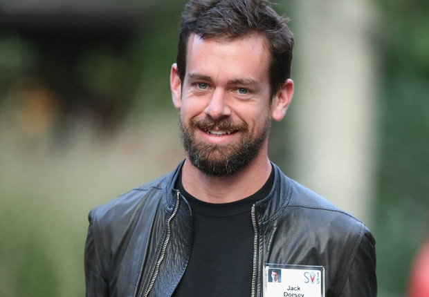 Jack Dorsey, CEO do Twitter (Foto: Scott Olson / Staff/ Getty Images)