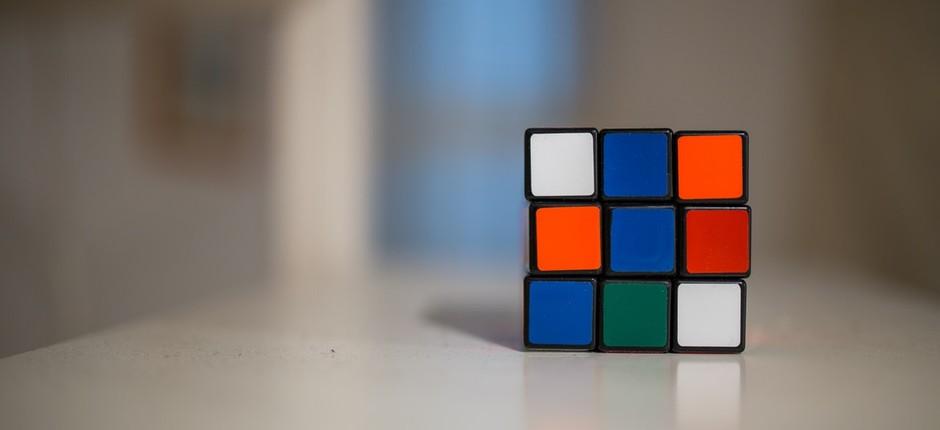 cubo mágico (Foto: Pexels)
