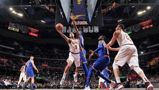Melhores momentos: New York Knicks 106 x 113 Cleveland Cavaliers pela NBA