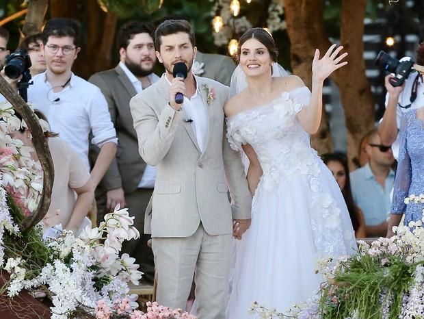 Casamento Camila e Kleber (Foto: Reprodução/ Instagram)