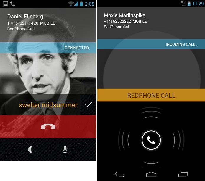ReadPhone é um app para manter ligações telefônicas em sigilo (Foto: Divulgação/ReadPhone)