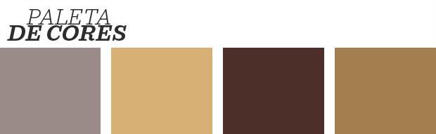 Décor do dia: paleta perfeita para a cozinha (Foto: Reprodução)