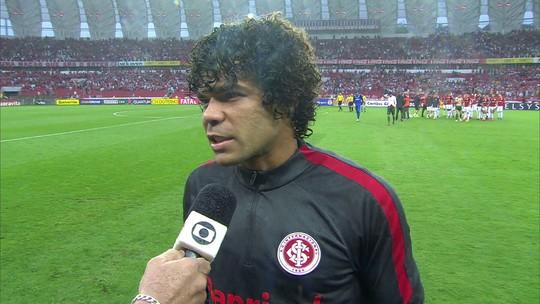 """Camilo sobre o retorno à série A: """"Pensar positivo e conquistar coisas grandes"""""""