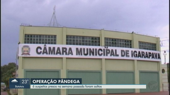 Seis presos em Igarapava, SP, na segunda fase da Operação Pândega são soltos