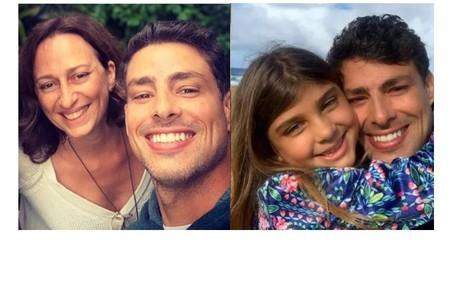 Sofia, filha de Cauã Reymond e Grazi Massafera, participou do filme 'Pedro', dirigido por Lais Bodanzky e protagonizado pelo pai. O longa ainda não tem data de estreia Reprodução