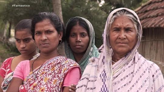 As dificuldades de ser mulher na Índia