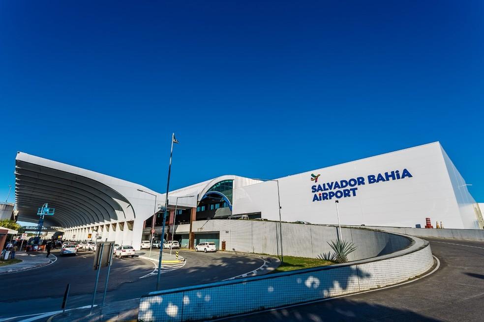Informação foi confirmada ao G1 pela assessoria do terminal, na manhã quarta-feira (25). O produto é um dos mais indicados como forma de evitar a contaminação da Covid-19.  — Foto: Divulgação/Salvador Bahia Airport
