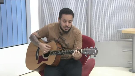 Vocalista da banda Os Descordantes fala sobre novo clipe da banda