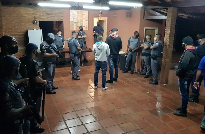 Limeira tem aumento de 566% em registros de festas clandestinas durante a pandemia