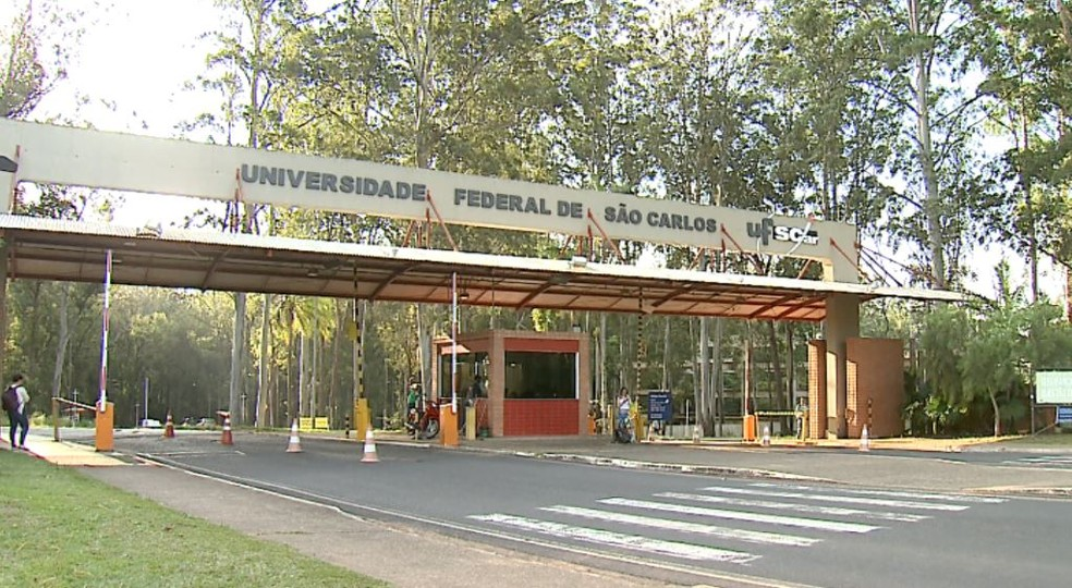 Estudo é realizado no campus da UFSCar em São Carlos (Foto: Felipe Lazzarotto/EPTV)