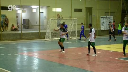 Baila, baila! Gol dançante de Carapiá é eleito o mais bonito da 2ª rodada da Taça Clube de futsal