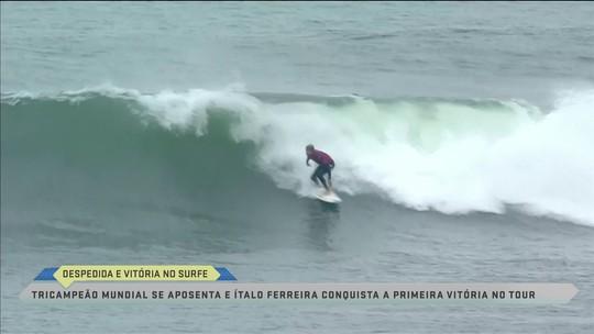 Mick Fanning se despede do circuito profissional de surfe