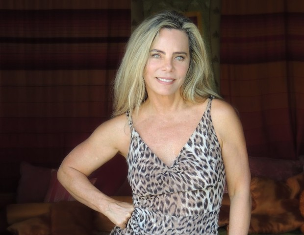 Bruna Lombardi  (Foto: Reprodução)
