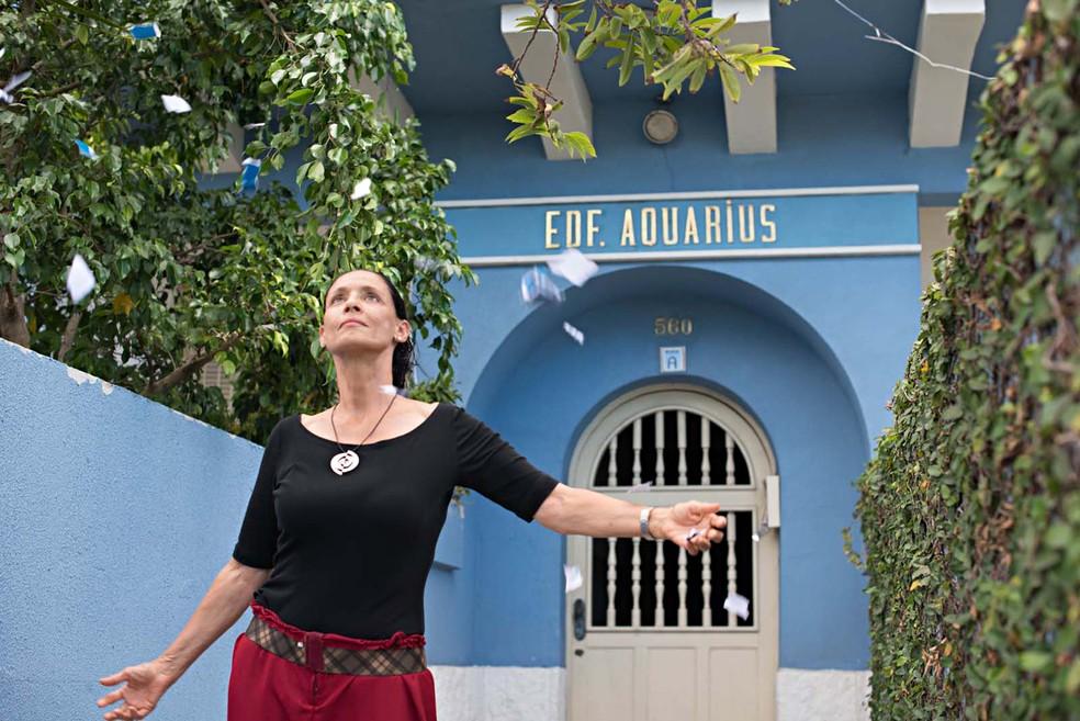 Filme 'Aquarius' será exibido nesta terça-feira (10), no Sesc Thermas de Presidente Prudente — Foto: Divulgação