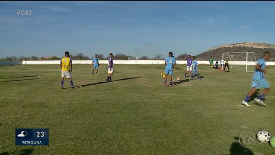 1º de Maio intensifica treinos para estreia na Série A2 do Pernambucano