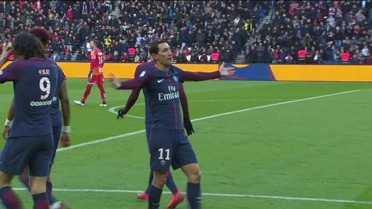 Com Di María, veja como fica PSG sem Neymar a uma semana de duelo com Real