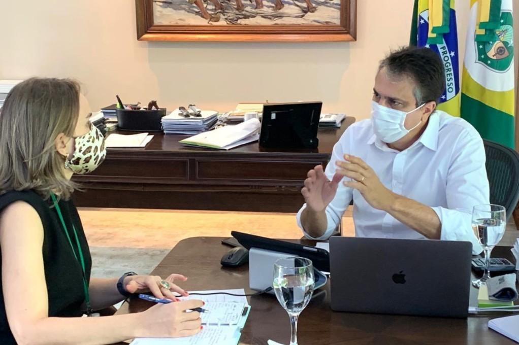 Segunda parcela do 13º salário dos servidores estaduais do Ceará vai ser paga em 15 de dezembro, anuncia Camilo