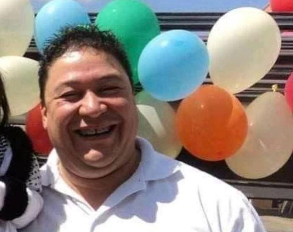 Técnico em radiologia morreu de Covid-19 após uma semana internado — Foto: Redes Sociais/Reprodução
