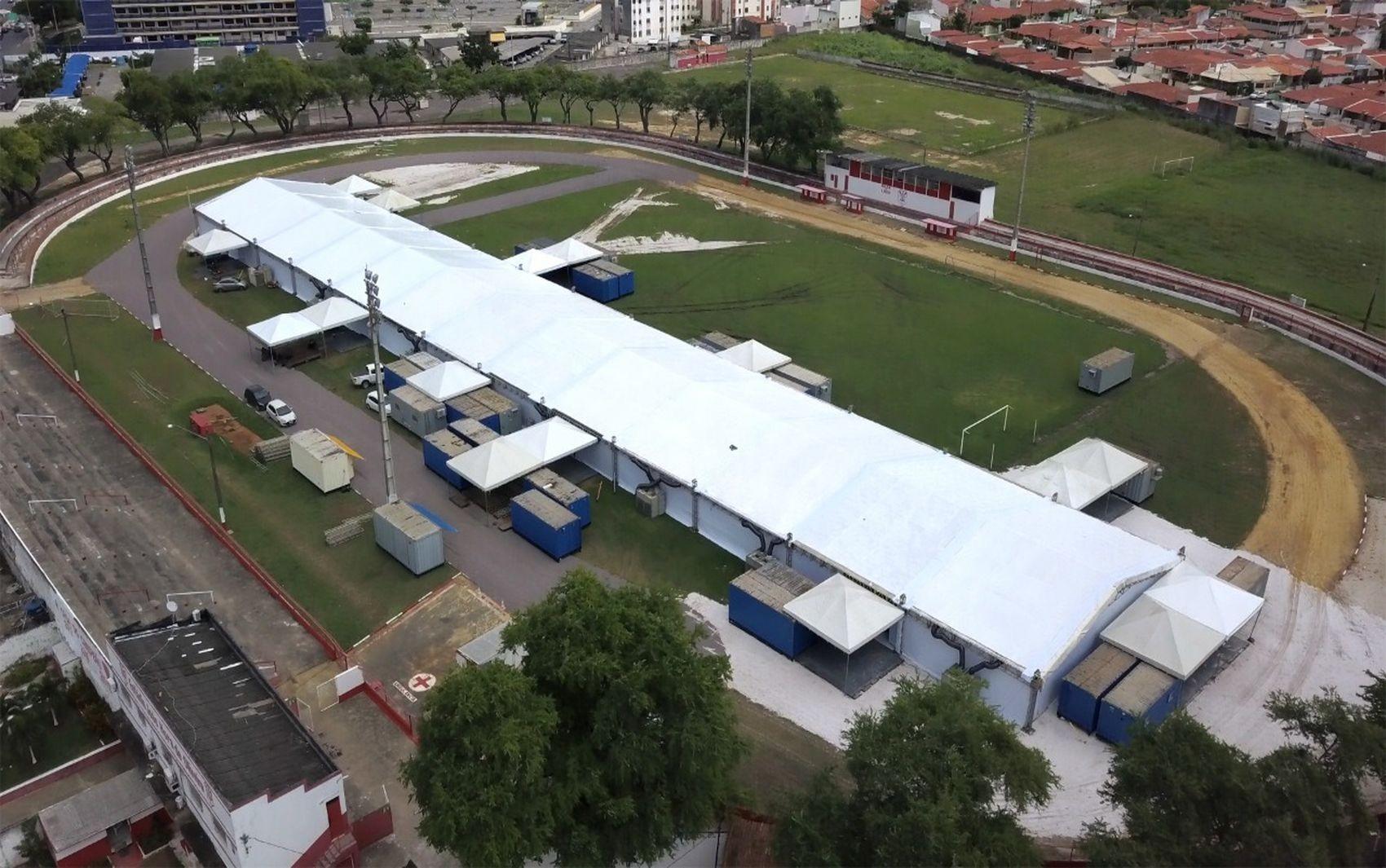 MPF oferece à Justiça denúncia de irregularidades na contratação do Hospital de Campanha de Aracaju