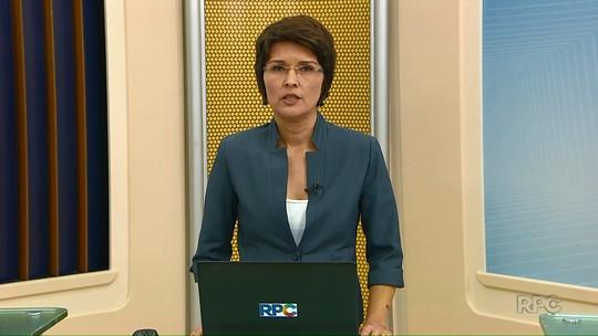 Prefeito de Londrina Marcelo Belinati presta depoimento na Polícia Federal