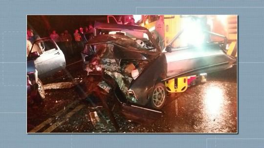 Perita do IML cai em ribanceira depois de atender acidente na BR-277