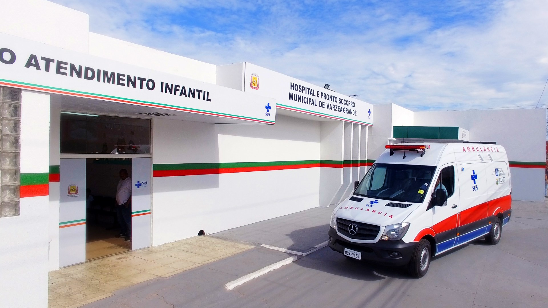 Justiça Federal destina mais de R$ 2,2 milhões da Ararath para combate ao coronavírus em Várzea Grande (MT)