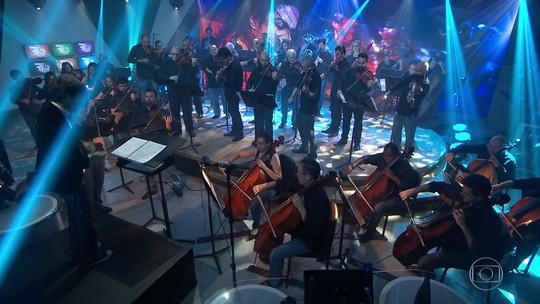 Orquestra Petrobras Sinfônica toca sucessos de Michael Jackson