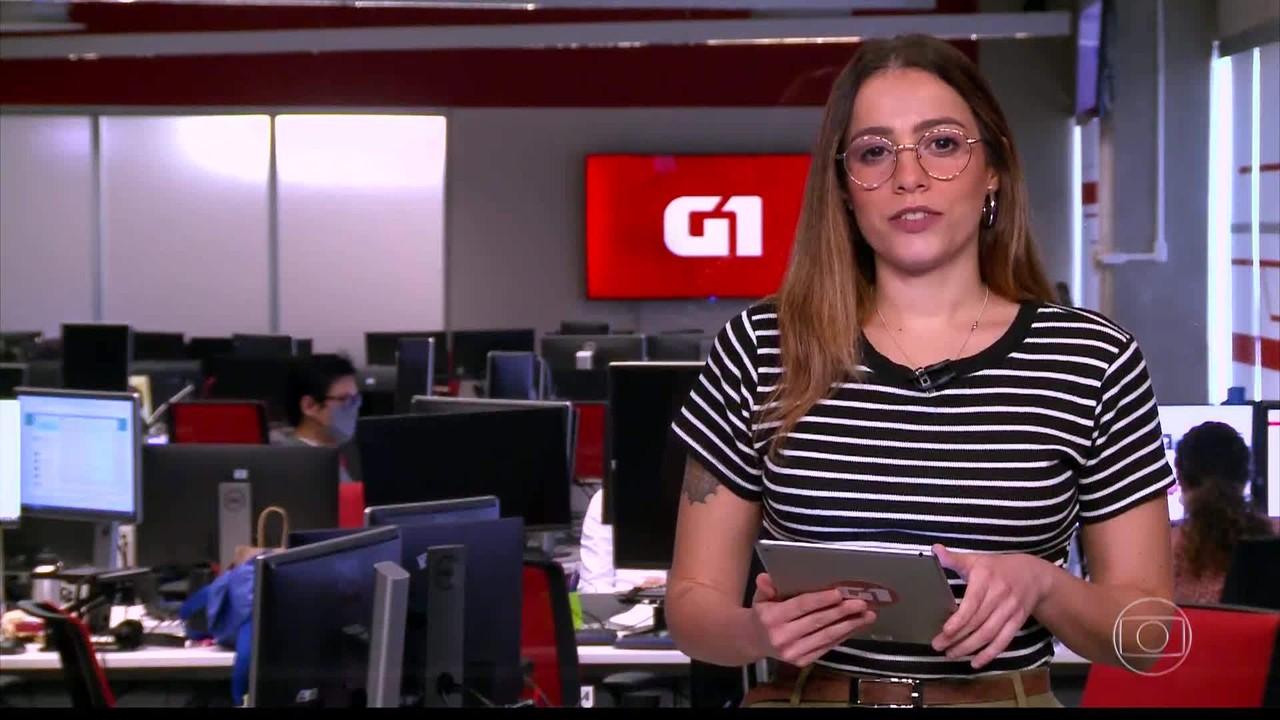 G1 em 1 Minuto: Brasil reduz testes de Covid-19 em setembro e especialistas fazem alertas
