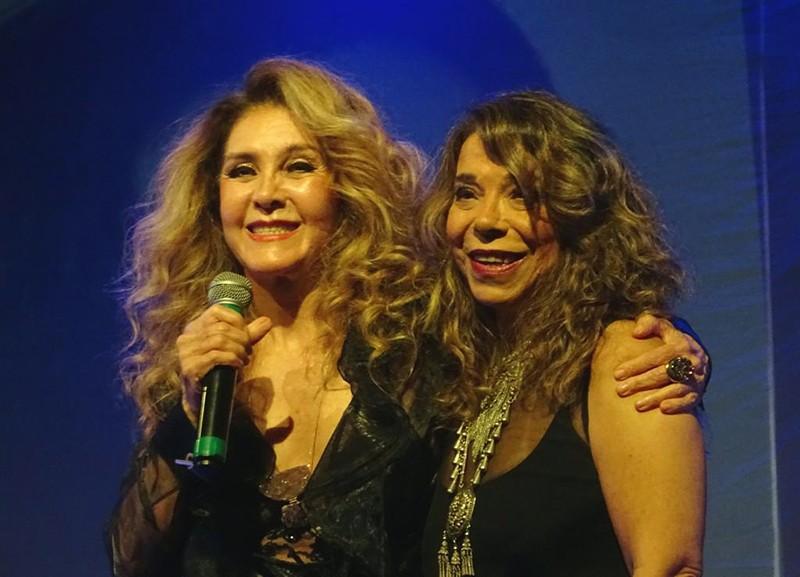 Wanderléa e Martinha, vozes da Jovem Guarda, se reencontram em tributo à compositora de 'Eu daria a minha vida'