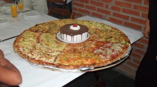 Pizza Pizzaria Batepapo (Foto: Divulgação)