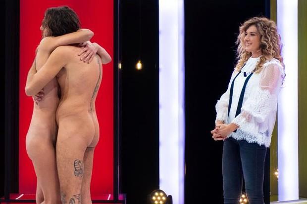 Naked Attraction Itália (Foto: Reprodução)