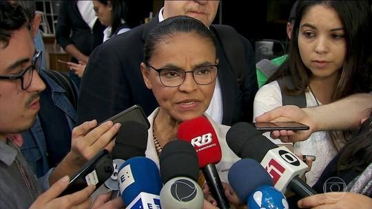 Marina critica voto útil: 'A gente vota em quem acredita'