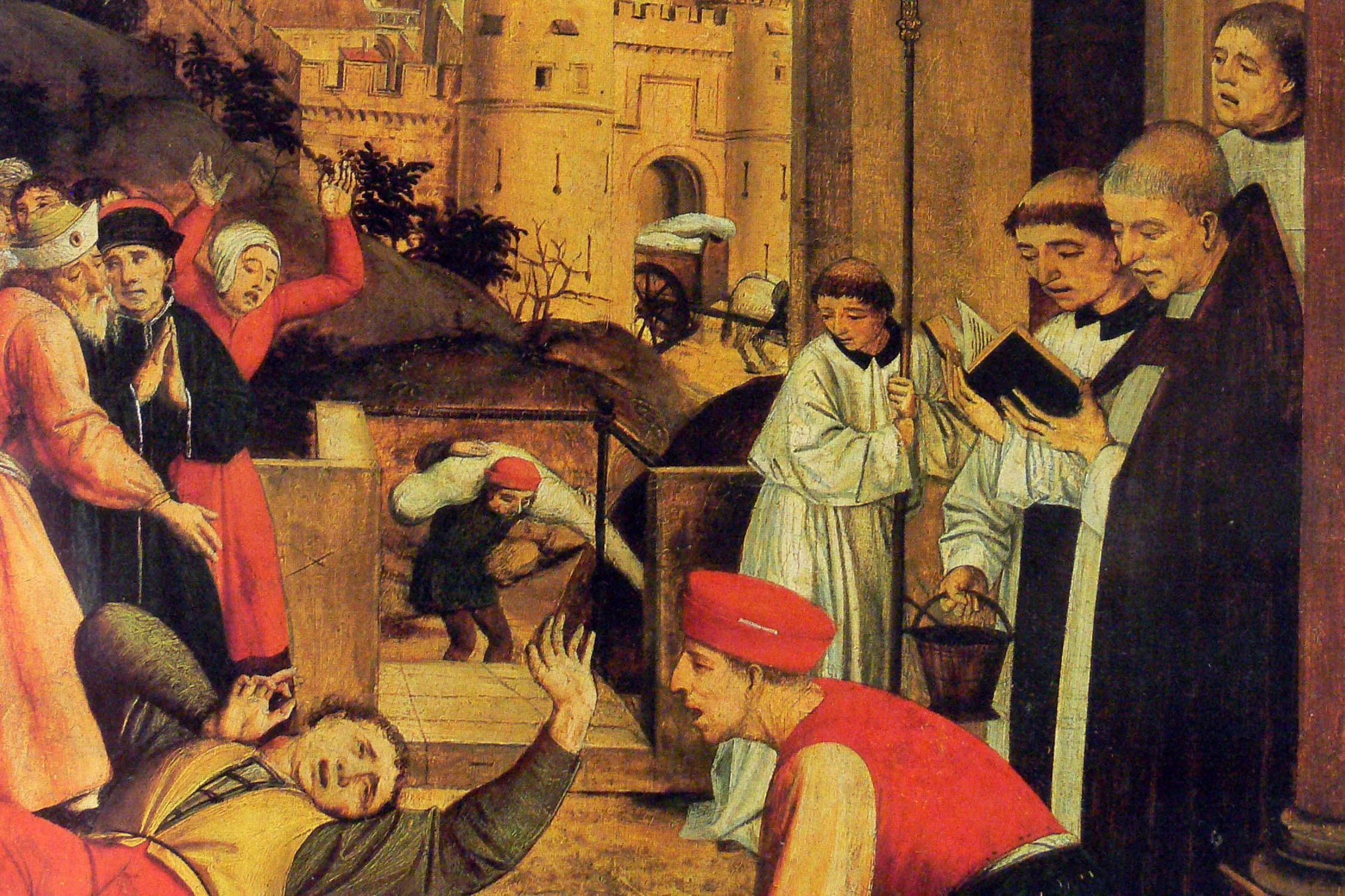 Historiadores descobrem novos fatos sobre a Praga de Justiniano (Foto: Wikimedia commons)