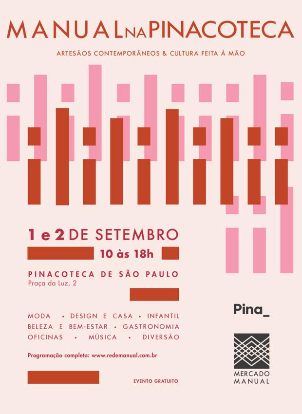 Mercado Manual na Pinacoteca (Foto: Divulgação)